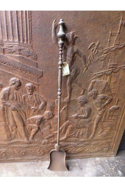 Antieke Franse Asschep van 15,16