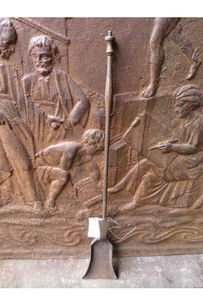 Antieke Franse Asschep van 15