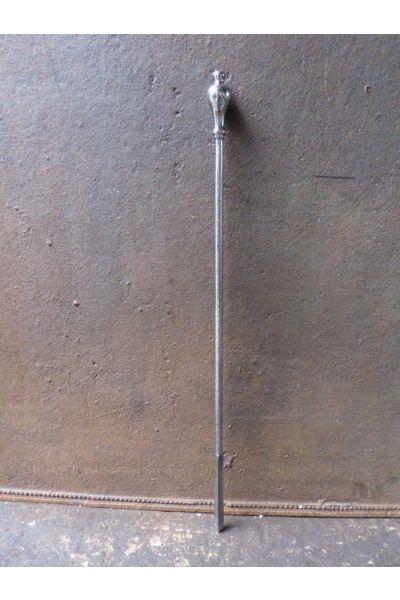 Haardpook Gepolijst Staal van 32