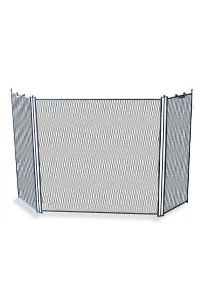 Groot Haardscherm | Handgemaakt, Nieuw | 85-126 cm van 154,155