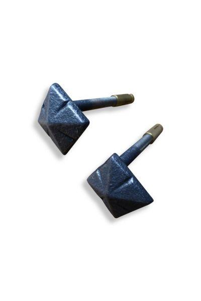 Montagebeugels - Bevestigingsbeugels Haardplaat | 1 Paar van 15,16
