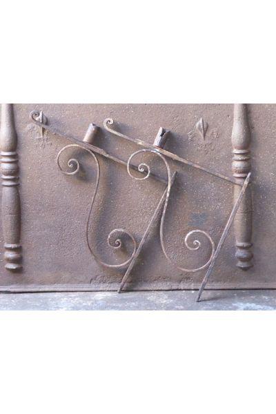 Antieke Kandelaars van 15