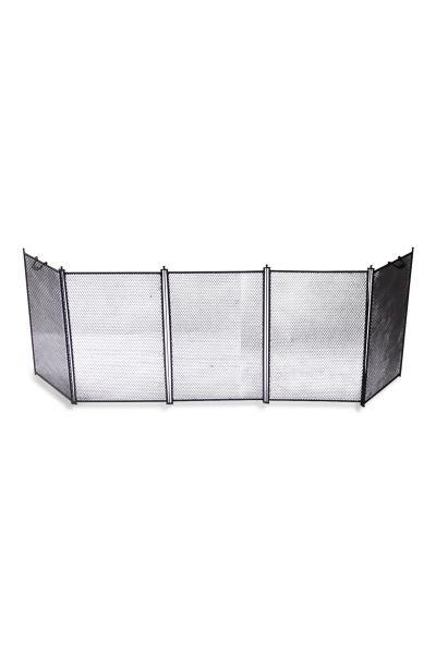 Groot Frans Haardscherm | Handgemaakt, Nieuw | 120-160 cm van 15