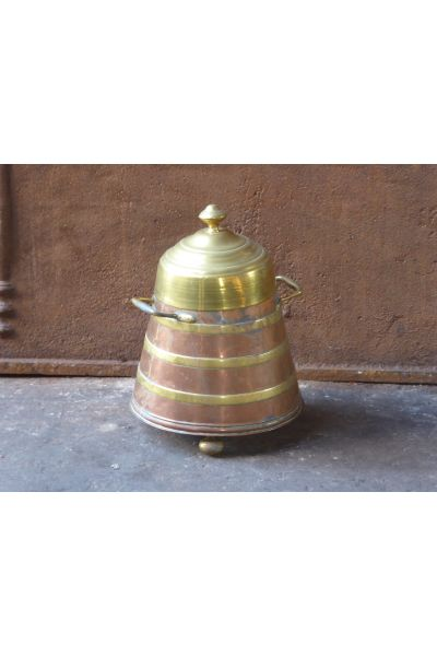 Antieke doofpot (koper) van 16,31