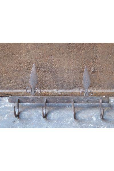 Antieke Hanger Haardgereedschap van 15