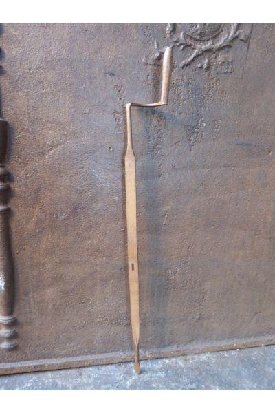 Antieke Spit van 15