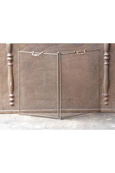 Antiek Frans Vonkenscherm van 14,154,155