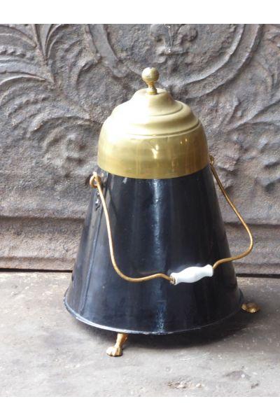 Antieke doofpot (koper) van 16,31,153