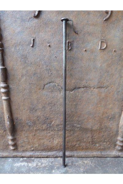 Antieke Blaaspijp Haard van 15