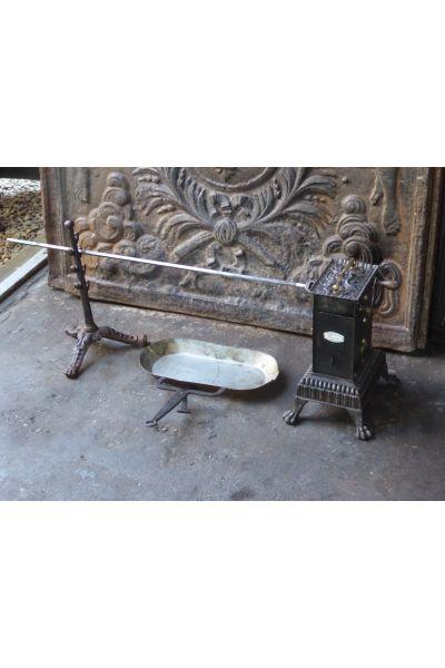 Antieke Haard Grill van 14,15,16,31