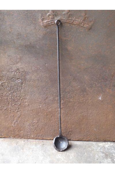Antieke Vleesbedruiper van 14