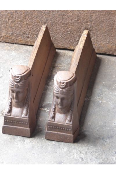 Sfinx Vuurbokken van 14