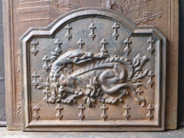 Renaissance kachelplaat